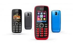 Nokia 112 group shot