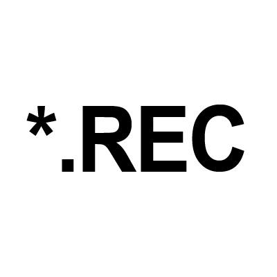 Xem và chuyển đổi (view & convert) file *.rec