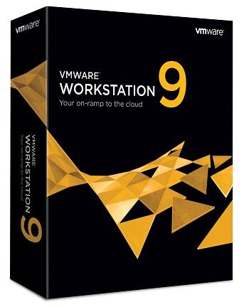 VMware Workstation 9 Full update 2013