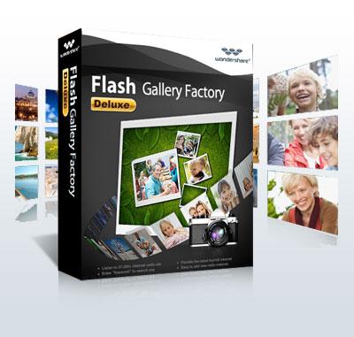 "Wondershare Flash Gallery Factory Deluxe 5.2.x key ""bản quyền"""