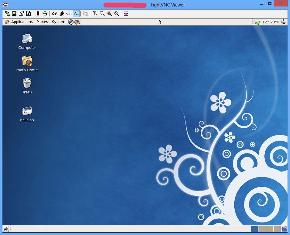 Cài VNC Server để Remote Desktop vào CentOS