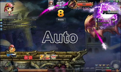 Code Auto săn Boss Rồng game Gunny bằng AutoIT