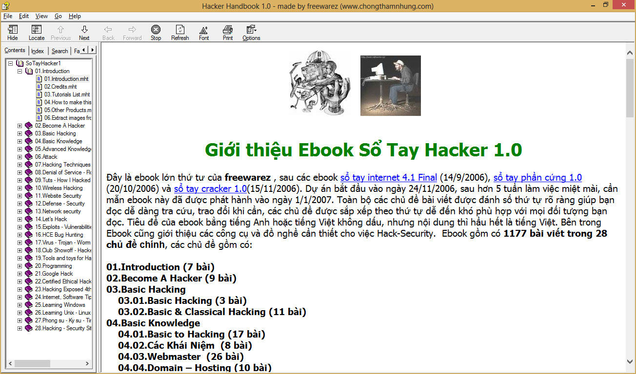 Sổ tay Hacker 1.0