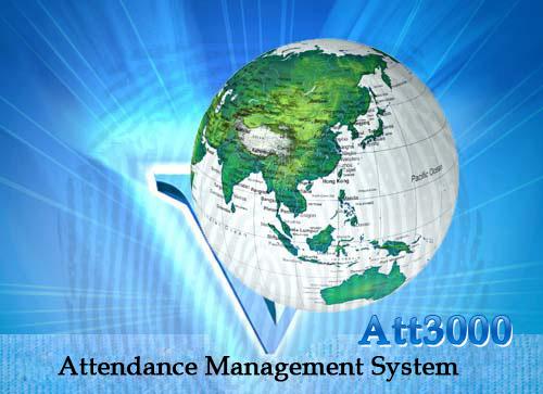 Phần mềm máy chấm công ZK Attendance Management