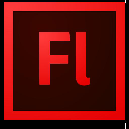 Adobe Flash Professional icon