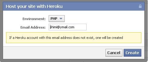 Heroku PHP