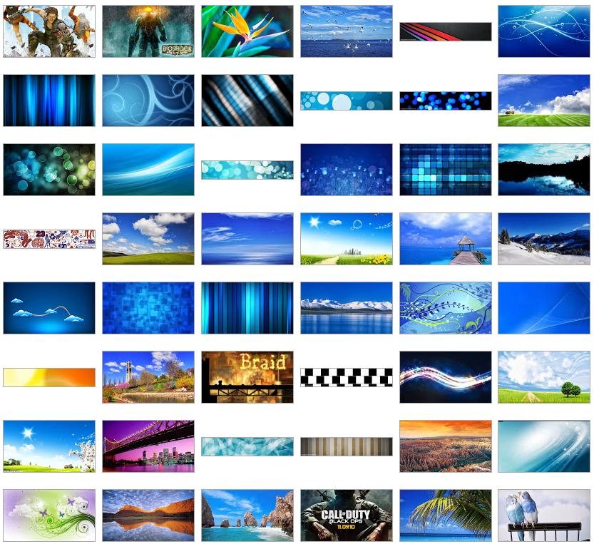 Tổng hợp ảnh bìa đẹp cho Google + (google plus cover photo)