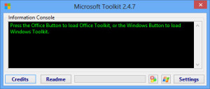 Microsoft Tookit
