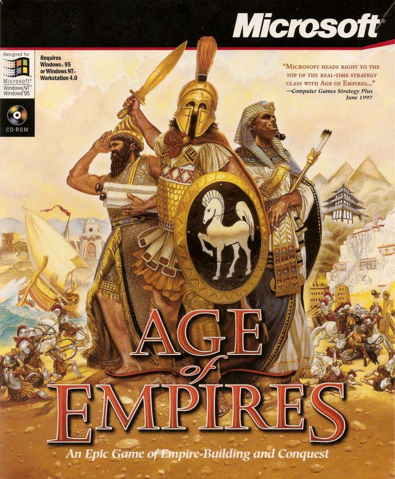 Link down đế chế 1 chuẩn Age Of Empires 1 Setup