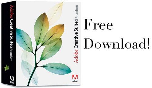 Adobe cho tải miễn phí bộ ứng dụng CS2